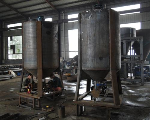 郑州干粉搅拌机