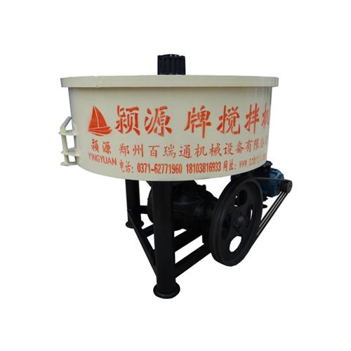 强制搅拌机单机型号