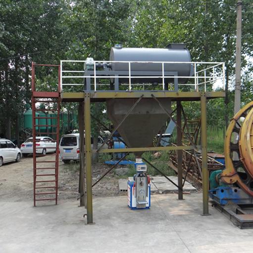 干粉砂浆成套机组