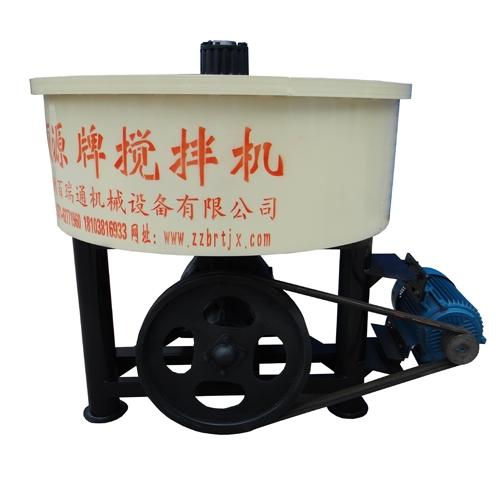 郑州强制搅拌机单机