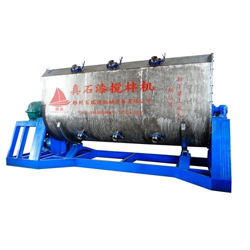 重庆25吨真石漆搅拌机