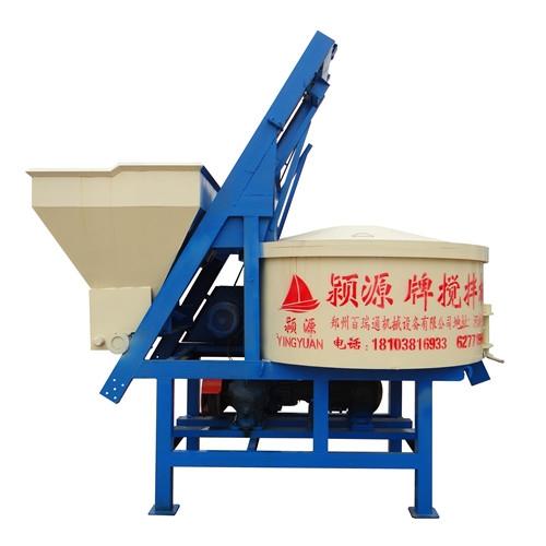 重庆750型自动上料搅拌机